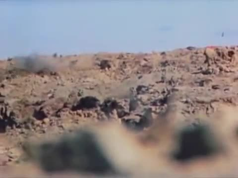 CombatFootage, MilitaryGfys, US Marines falling back under accurate mortar fire on Iwo Jima (reddit) GIFs