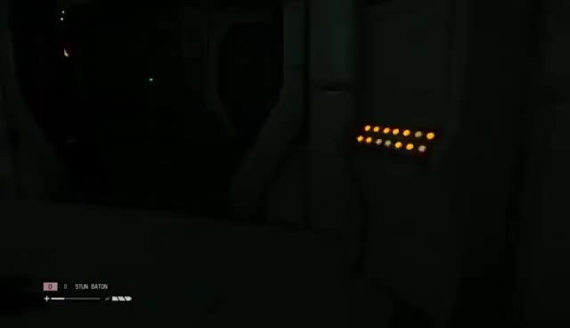 "Watch and share ""I'm Completely Immune To Freaking Out"" - Alien: Isolation (part 3) GIFs on Gfycat"
