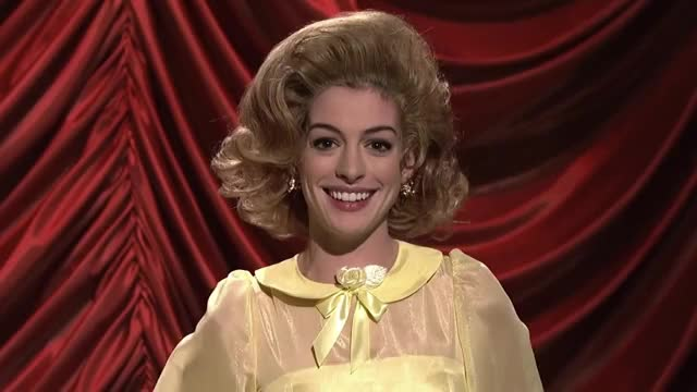 Watch this anne hathaway GIF by GIF Queen (@ioanna) on Gfycat. Discover more adios, anne, anne hathaway, bye, cu, farewell, flirt, goodbye, hathaway, hello, hey, hi, later, maharelle, see, sexy, sisters, snl, you GIFs on Gfycat