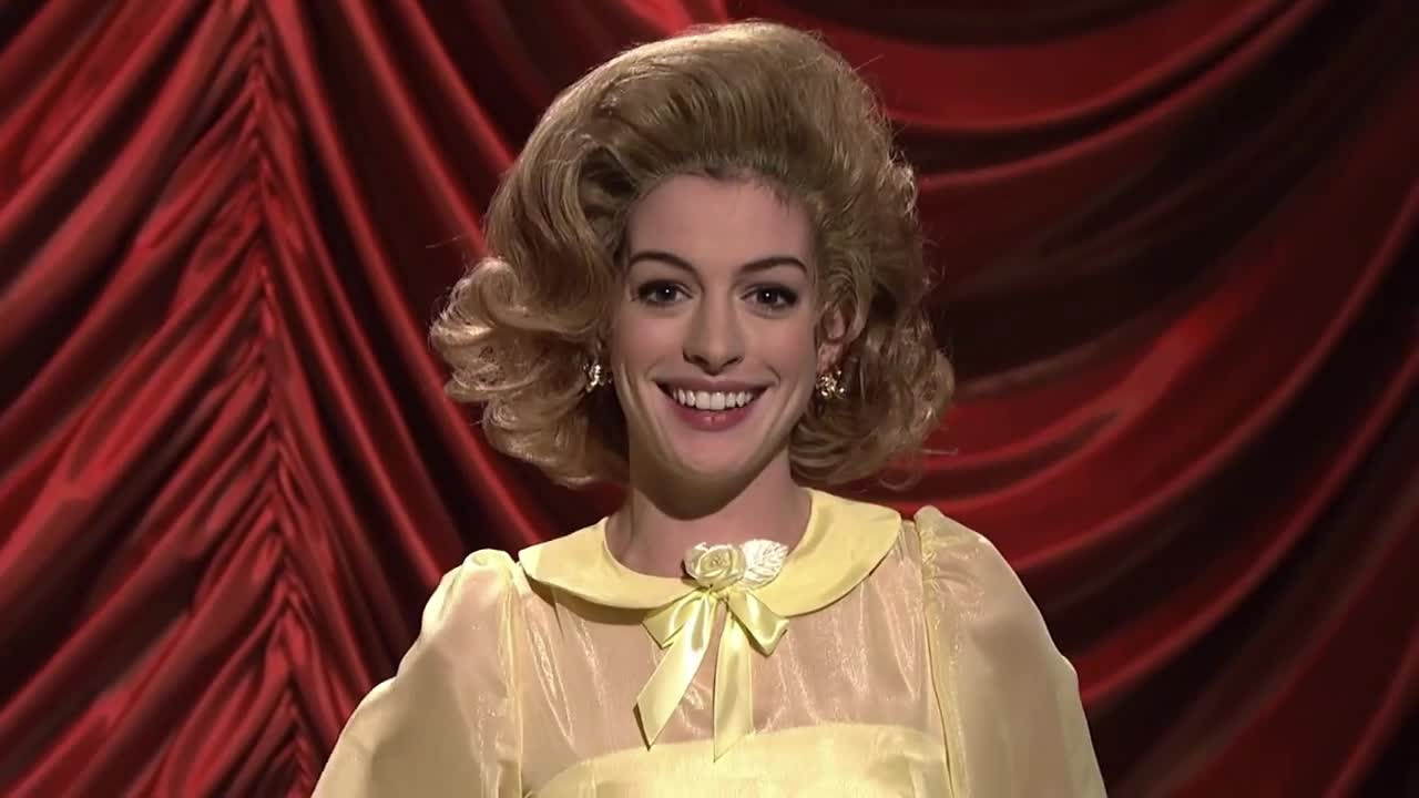 adios, anne, bye, cu, farewell, flirt, goodbye, hathaway, hello, hey, hi, later, maharelle, see, sexy, sisters, snl, you, Hi Anne GIFs