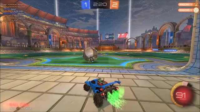Watch and share Rocket League GIFs by MrPhil on Gfycat
