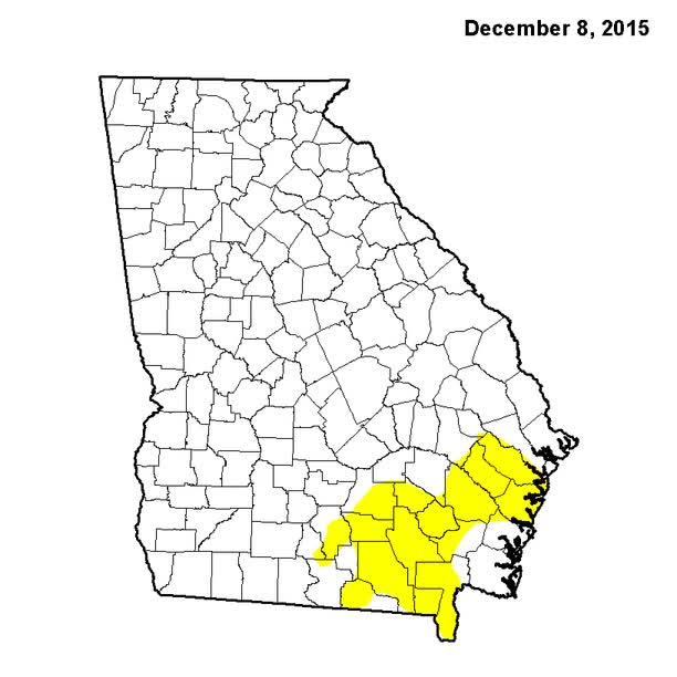 Watch and share GA Drought Improvement 12/8/2016 GIFs on Gfycat
