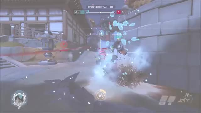 Watch genji GIF by Kasorie (@kasorie) on Gfycat. Discover more highlight, overwatch GIFs on Gfycat