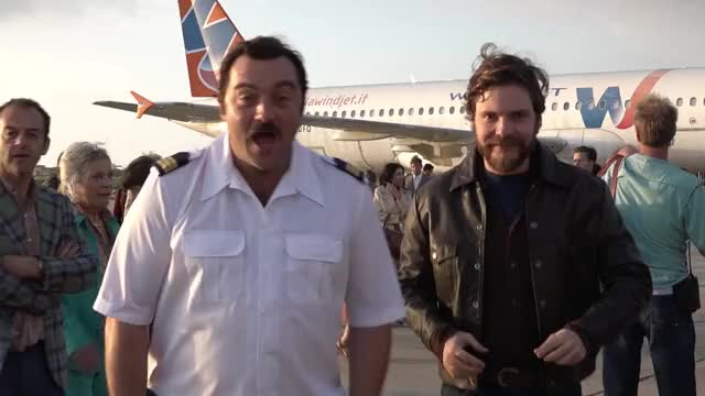 Watch Entebbe: Behind The Scenes | The Airport GIF on Gfycat. Discover more Entertainment, Working Title GIFs on Gfycat