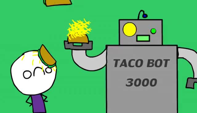 Watch and share IT'S RAINING TACOS PART 2! GIFs on Gfycat