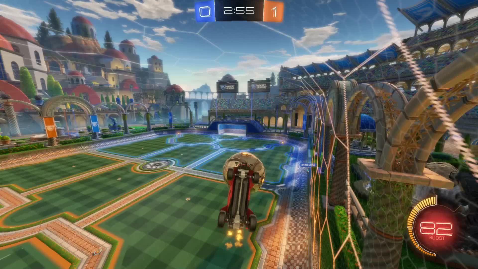 Gif Your Game, GifYourGame, Goal, NyhxSalt, Rocket League, RocketLeague, Goal 2: NyhxSalt GIFs