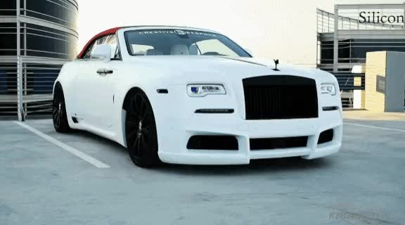 Watch and share Rolls Royce GIFs by DuTHReBeL on Gfycat