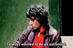 Watch and share Daniel Day Lewis GIFs and Astronaut GIFs on Gfycat