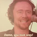 Watch and share Tom Hiddleston GIFs and Looking Good GIFs by Reactions on Gfycat