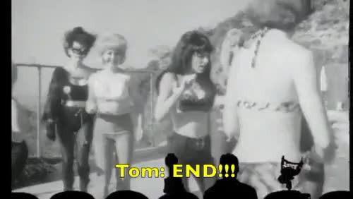 Watch this trending GIF on Gfycat. Discover more Jerry Warren, MST3K Gifsets, My Gifsets, Mystery Science Theater 3000, The Wild World of Batwoman, film stuff, mst3k GIFs on Gfycat