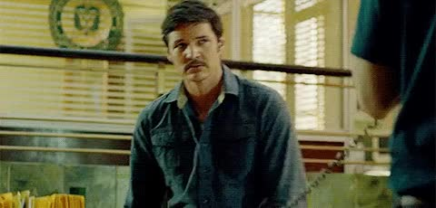 Watch and share Pedro Pascal GIFs and Narcos GIFs on Gfycat