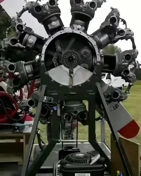 Watch and share Inside An Aircraft Engine GIFs by PracticalProperty on Gfycat