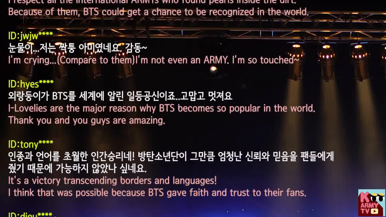 BTS K ARM Ys Reactions To News About International ARM Ys