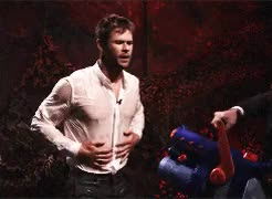 Watch and share Chris Hemsworth GIFs and Happy Bday GIFs on Gfycat