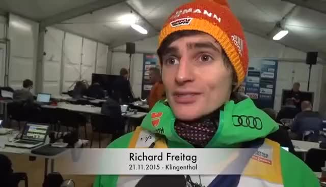 Watch richard GIF on Gfycat. Discover more sport skijumping GIFs on Gfycat