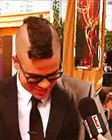 Watch and share Mark Salling GIFs and Glee Cast GIFs on Gfycat