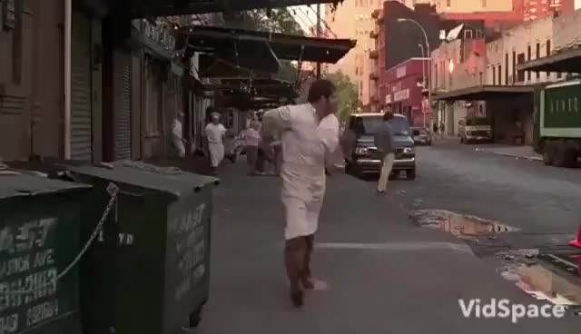 Watch and share Alien Edgar Walking From MIB GIFs on Gfycat
