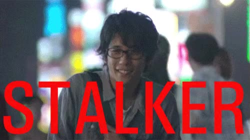 Watch stalker GIF on Gfycat. Discover more related GIFs on Gfycat