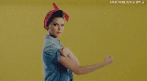 Watch and share Kendall Jenner GIFs by Reactions on Gfycat