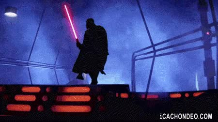 Watch and share Vader GIFs on Gfycat