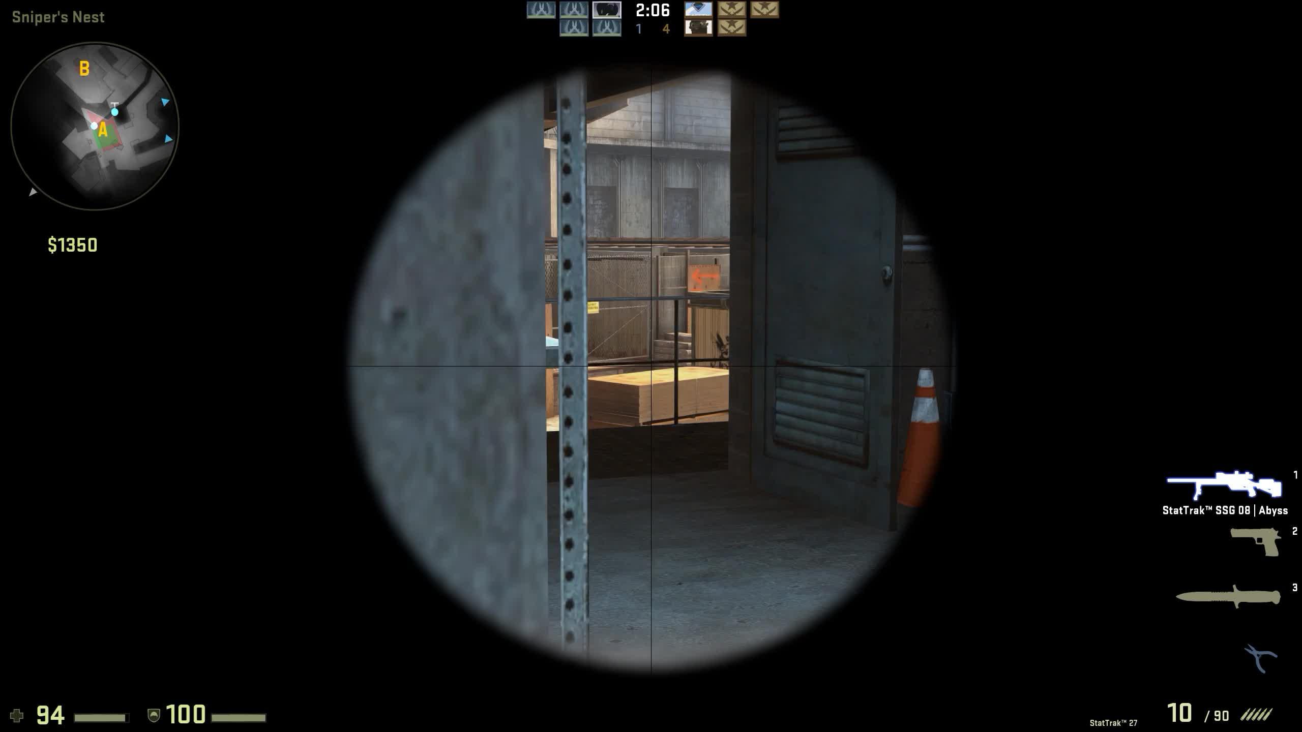 Again, Through the Wall??? GIFs