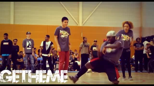 Watch and share GTM Krizix Yala | Ultimate Crew 69 | Preselection Hip-Hop | AOD 7 2013 | Heygoprod. (reddit) GIFs on Gfycat