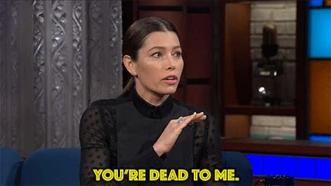 Watch and share Jessica Biel GIFs and Dead GIFs on Gfycat