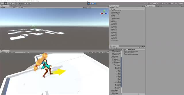 Watch and share 3rd Person Locomotion Experiments GIFs on Gfycat