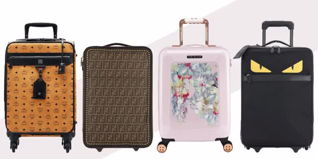 Watch and share Gallery Designer Luggage GIFs on Gfycat