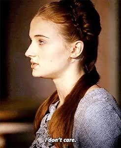 Watch and share Sansa Stark GIFs and Asoiafedit GIFs on Gfycat