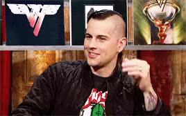 Watch and share Avenged Sevenfold GIFs and M Shadows GIFs on Gfycat
