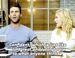 Watch and share Adam's Hair Tho GIFs and Ellie Golding GIFs on Gfycat