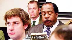 Watch and share Leslie David Baker GIFs and Paul Lieberstein GIFs on Gfycat