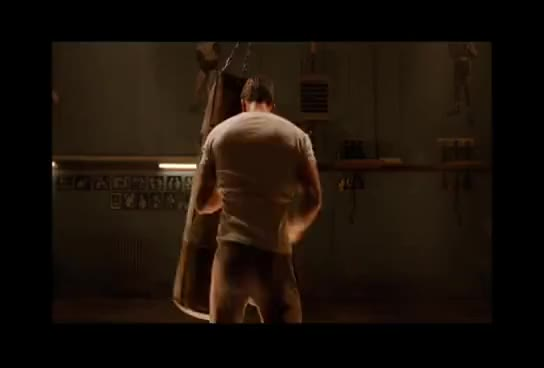 Watch Captain America Punching Bag Scene! GIF on Gfycat. Discover more related GIFs on Gfycat