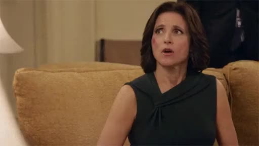 Watch and share Julia Louis Dreyfus GIFs and Fuck You GIFs by Reactions on Gfycat