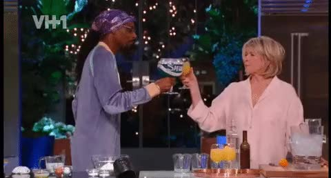 Watch and share 5 Reasons Why Martha And Snoop's 'Potluck Dinner Party' Will Be The Best TV Cooking Show Of All Time | Croogles.com GIFs on Gfycat