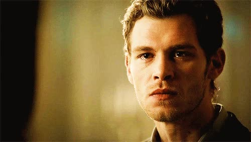 Watch the vampire diaries niklaus mikaelson gif GIF on Gfycat. Discover more joseph morgan GIFs on Gfycat