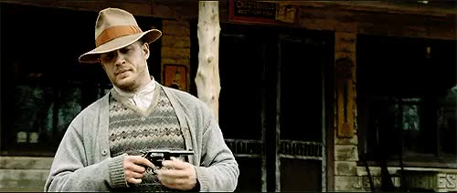 Watch and share Tom Hardy Addiction GIFs and Lawless GIFs on Gfycat