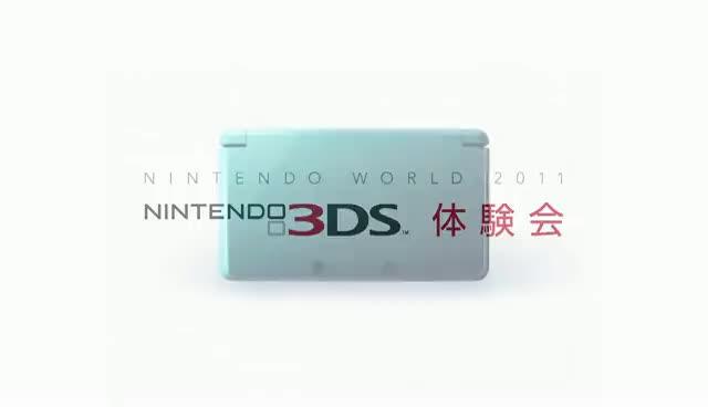 3ds, nintendo, 3DS GIFs
