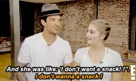 Watch and share Willow Shields GIFs and Mark Ballas GIFs on Gfycat