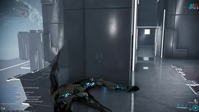 lol tho -- if you're going to banish me whenever you see me, I'll keep zapping you warframepvp warframe GIF