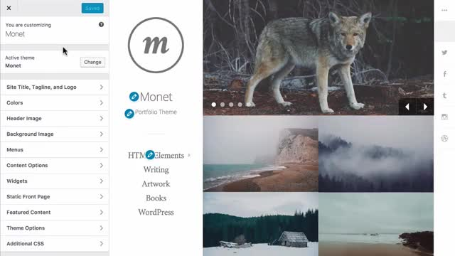 Watch and share Monet Customizer Demo GIFs by Ben on Gfycat