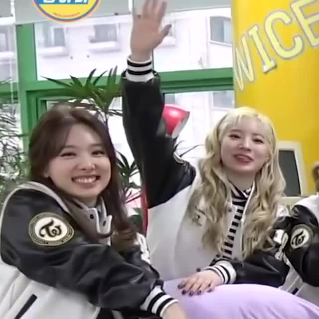 Watch and share TWICE TV TWICE FASHION CLUB SIMULATION NAYEON AND DAHYUN GIFs by Breado on Gfycat