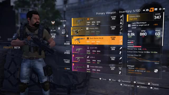Watch Tom Clancy's The Division® 2 Beta 20190210161257 GIF by Michał Grabowski (@muradong) on Gfycat. Discover more related GIFs on Gfycat