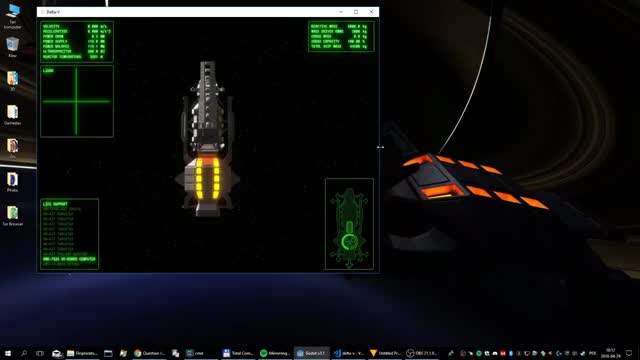 Watch ΔV: Rings of Saturn - Responsive Game Design GIF by Kodera Software (@kodera) on Gfycat. Discover more deltav, game, gamedev, indie, indiedev, indiegame, sci-fi, scifi GIFs on Gfycat