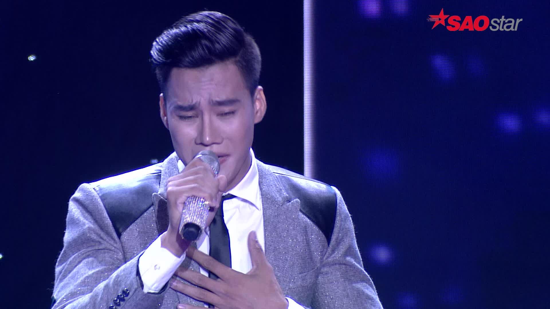 Vừa hotboy vừa hát hay, làm sao HLV Đàm Vĩnh Hưng không ra sức tranh giành cho được!