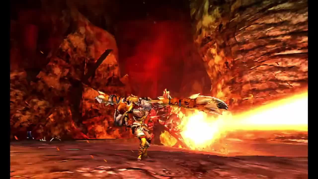 monsterhunter, Wide IG GIFs