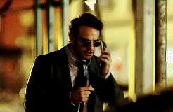 Watch and share Foggy Nelson GIFs and Matt Murdock GIFs on Gfycat