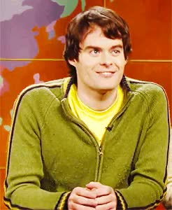 Watch this bill hader GIF on Gfycat. Discover more bill hader, gif, look how little he was, mine, saturday night live, snl, weekend update, wu GIFs on Gfycat