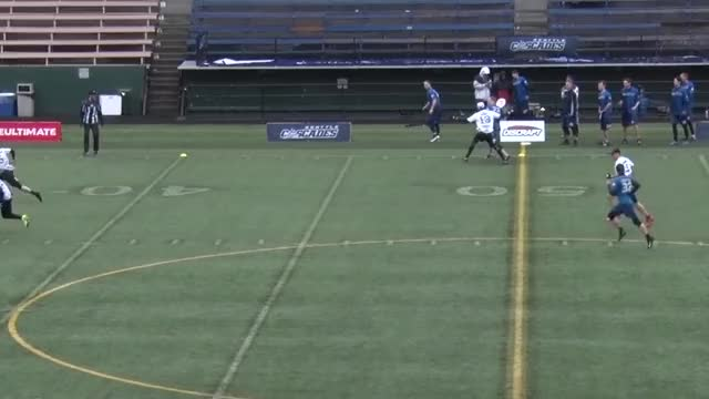 Watch and share Player Of The Week GIFs and Seattle Cascades GIFs by American Ultimate Disc League on Gfycat
